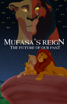 Mufasa's Reign - Contest Entry by nyaruh
