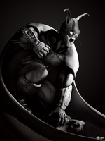 Batman Arkham City - Drug Abused by MadSpike