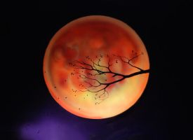 Blood Moon by dadenko