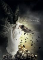 Angel of Death by Celtica-Harmony