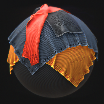 PBR Smart Material - Elegant Fabric by PLyczkowski