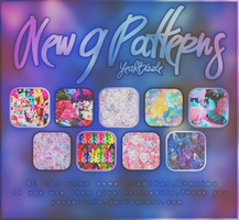 +New 9 Patterns by yeahbizzle