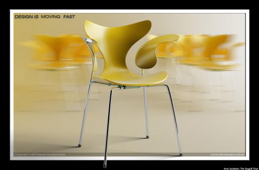 Jacobsen Chair by diegoreales