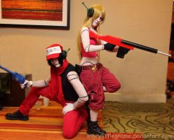 Cave Story: Battle Ready by AngryLittleGnome