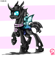 Changeling (Remake) by InspiredPixels