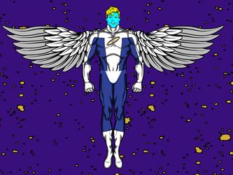 Angel - X-Men by MetalHarbinger084