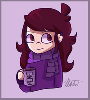 Jaiden Animations by Nucroese