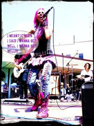 Icon For Hire Live by SKYDRAGON-13