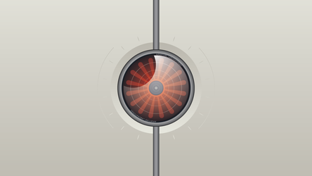 A Turret's Eye by SUBJECT-241