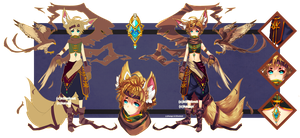 Seeker Adopt Auction [CLOSED] by Kaiapi