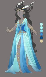 :: Commission Mar 04: Outfit Design :: by VioletKy