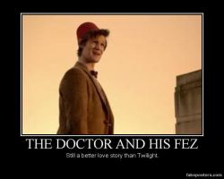 The Doctor and His Fez by Ichi-BanOtakuSML8500