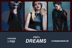PSD 012 - DREAMS by LittleDr3ams