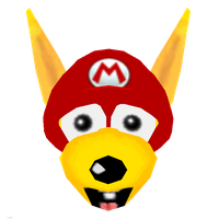 Icon Kao Mario's Hat by Detexki99