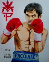 Manny Pacquiao ~ 2018 by nielopena