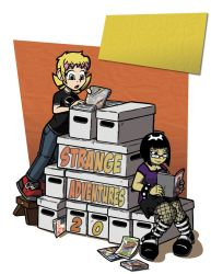 AT - Strange Adventures 20th by Toug-2000