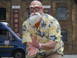 Master Roshi Cosplayer by Collioni69
