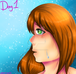 Side Anime Relism Challange Day 1 by NatalieGuest