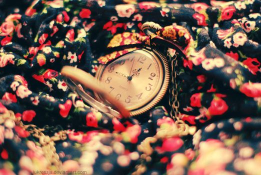 Time goes by. by Lukreszja