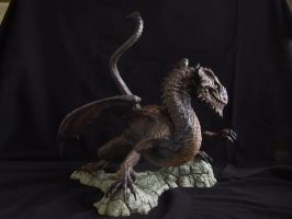 Painted Dragon - another view by revenant-99
