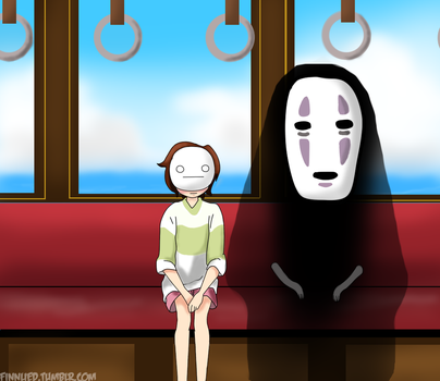 Cry and No Face by 8BitSnake
