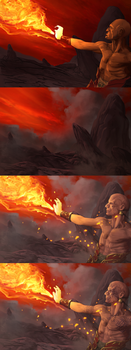 Pyromancer Process by Monsieur-Beefy