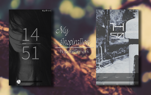 My Inspiration Customising Android by hopsersmerk
