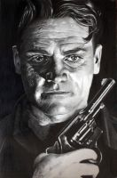 James Cagney by donchild