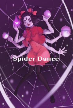 spider dance by pinnippin