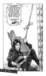 Dragon Age: Noble rascals by croaky