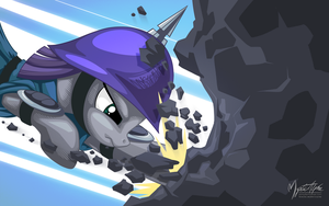 Maud Rock Crusher by mysticalpha