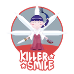 KILLER SMILE SHIRT DESIGN SPEED DRAWING by IDROIDMONKEY
