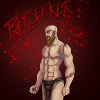 Berserker by lonelion4ever
