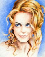 Nicole Kidman by tushkanchic