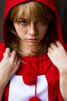 Red Riding Hood: Her Stare by jrjs