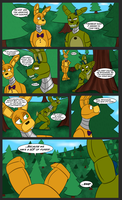 Spring-trapped #26 - A Lack of Direction by RuneVix