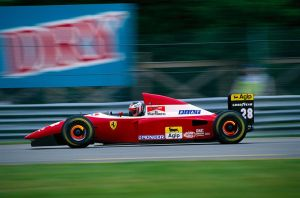 Gerhard Berger (Canada 1993) by F1-history