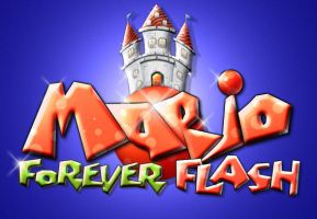 Mario Forever Flash TEXT by softendo