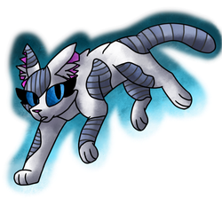 Ivypool by the-odd-cat