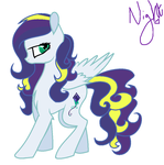 Soarin and Rarity adoptable (OPEN) by NightlyArtemis