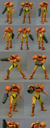 7' Samus Action Figure by red3183