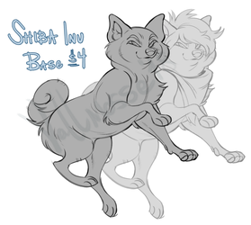 $4 Shiba Inu Base For Sale! by miraclespout