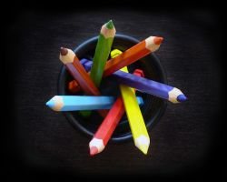 Crayon's by vreinz