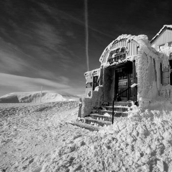 mountain hut by himons