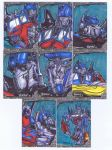 Transformers: Optimus Prime by BankyOne