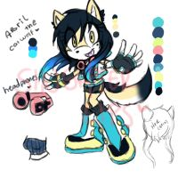 Abril New Ref Porque Yolo  by Singhter-lips