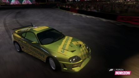 FH: GM Supra '98 - Drifting by to say hello by magixman