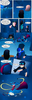 Team Mission Part 2 by lanaecomics