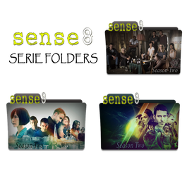 Sense8 Serie Folders by Andreicons-clemente