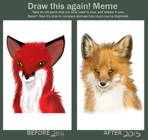 Draw this Again! by Fennarchy